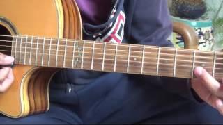 Huong dan solo don gian- Quê hương bỏ lại  ( Phan 2)