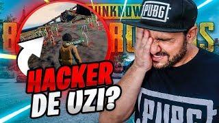 REAGINDO AO HACKER DE MICRO UZI! FOI BANIDO? - PUBG