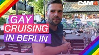 Gay Cruising in Berlin | Hinter den Kulissen mit Webcam [Teil 1]
