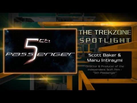 The Trekzone Spotlight with 5th Passenger
