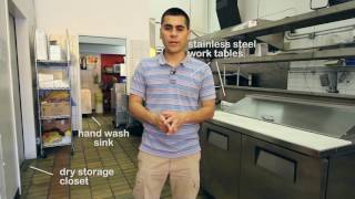 How to setup a Commercial Kitchen -  Rental Vancouver
