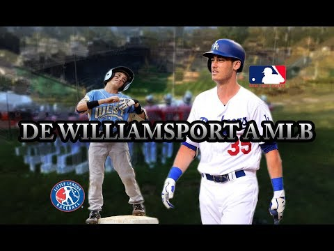 De Williamsport a Grandes Ligas