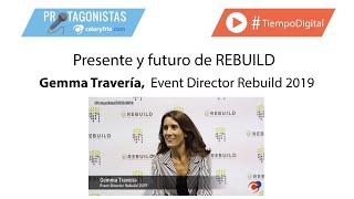 Protagonistas Caloryfrio: REBUILD 2019 | Gemma Travería