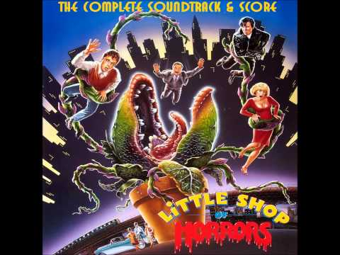 Little Shop of Horrors Complete Soundtrack & Score - 03. Skid Row (Downtown)