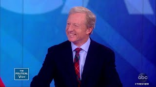 Gambar cover Tom Steyer on Restoring America's System| The View