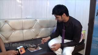 Shakti Arora Celebrates His Birthday With Tellybytes