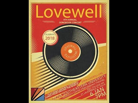 9th Annual Lovewell Songbook Concert
