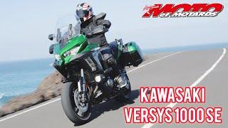 Moto & Motards balance son test : Kawasaki Versys 1000 SE