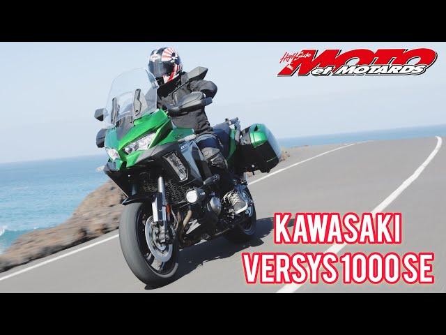 Moto et Motards balance son test : Kawasaki Versys 1000 SE