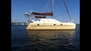 Victory 35 ft Catamaran for sale (Sail)