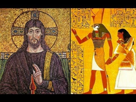 Is Jesus Based on the Pagan God Horus?