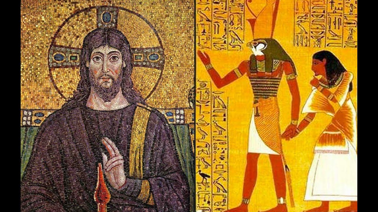 Is Jesus Based on the Pagan God Horus?