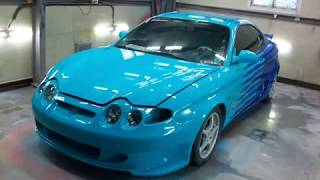 showkingcar ' custom painting