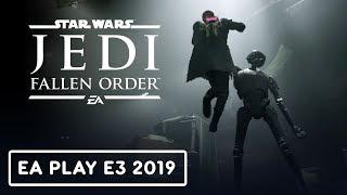 Star Wars Jedi: Fallen Order Full Gameplay Reveal Presentation - EA Play E3 2019