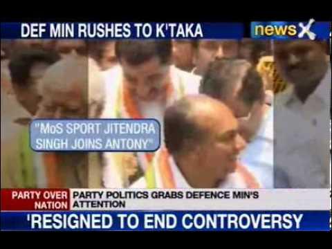 Antony: India has right to develop border facilities