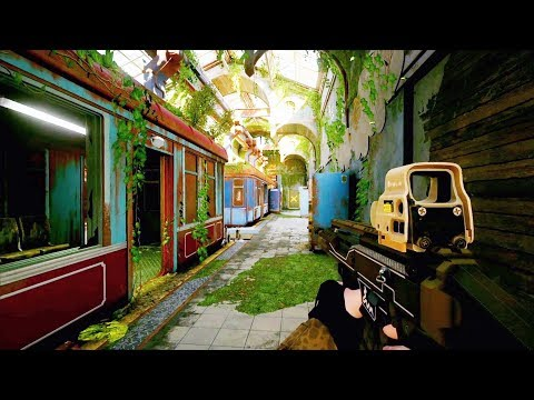Rainbow Six Siege New Map Operators Gameplay Blood Orchid Expansion