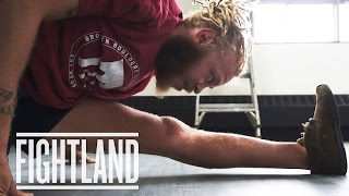 India, Yoga, and MMA: Fightland Meets Jonathan Brookins