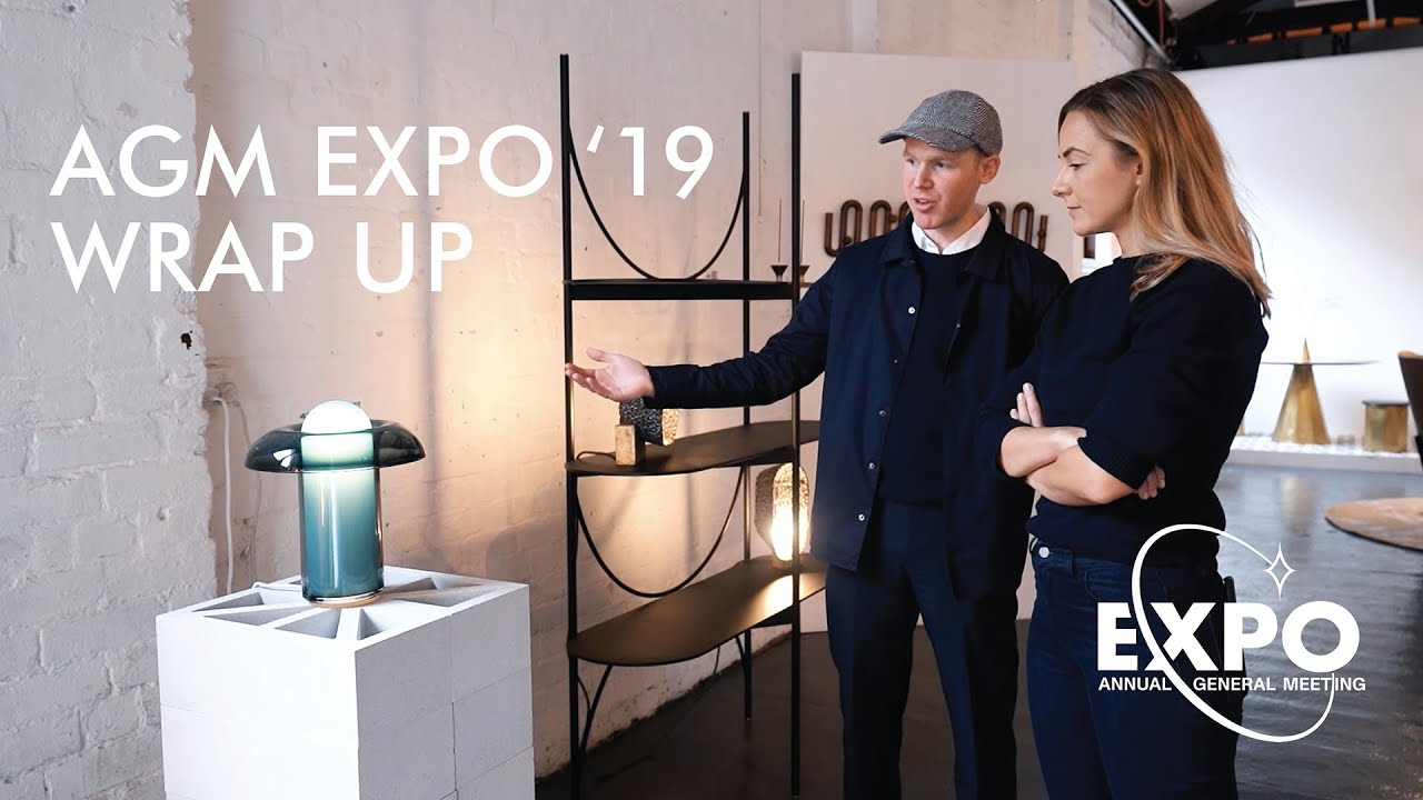 AGM EXPO '19 Wrap Up: The Best in Australian Contemporary Design