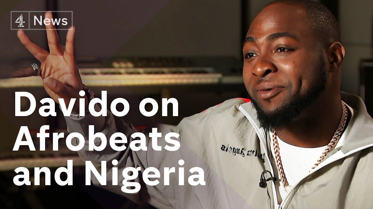 Davido on Afrobeats and a future career in Nigerian politics