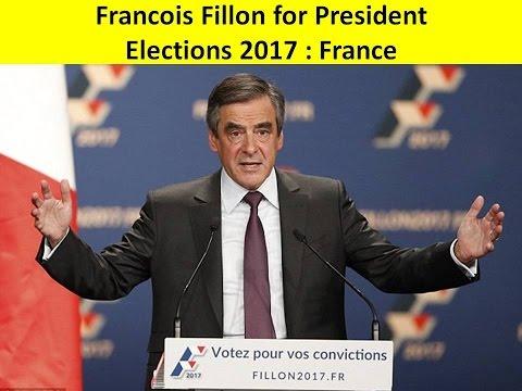 Francois Fillon for President : Elections 2017 : France