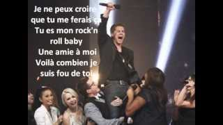 Jean-Marc Couture - Fou de toi Lyrics