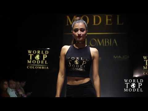 World Top Model final Santiago de Cali  2016