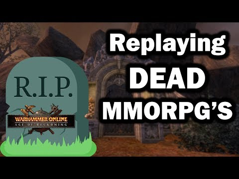Replaying DEAD MMORPG's – Warhammer Online: Age of Reckoning