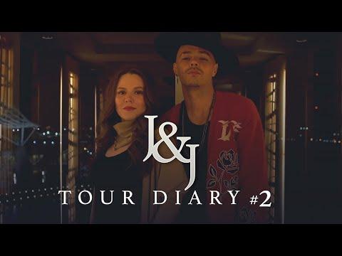 #JesseyJoy #Diario - Tour #2