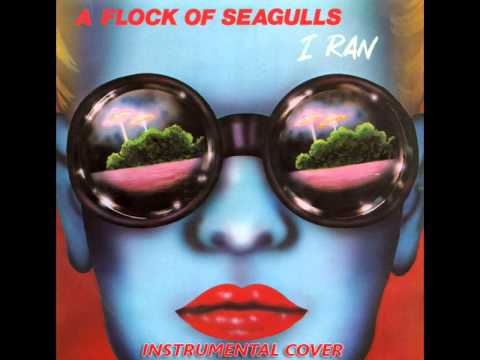 A Flock Of Seagulls - I Ran (Instrumental Cover w/ official guitar multitrack)
