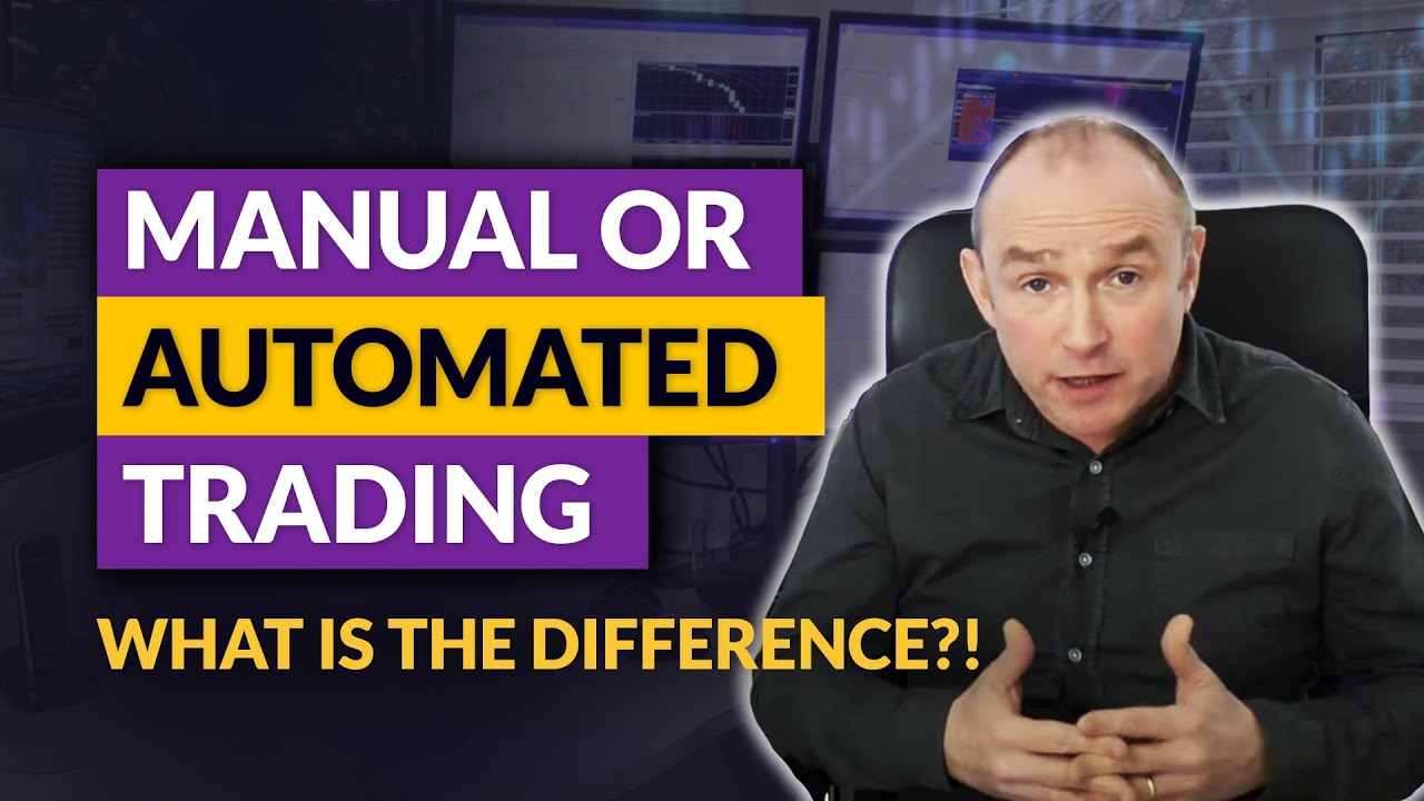 Forex Robots Make More Money We Compare Automated Trading and Manual Trading