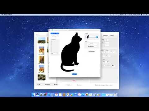 Wie Man Foto Collagen Auf Dem Mac Erstellen Kann