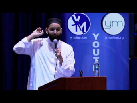 So you think its LOVE? Now your Heartbroken! By Sheikh Omar Suleiman