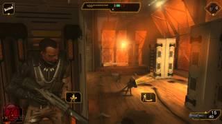 Deus Ex: The Fall PC Gameplay *HD* 1080P Max Settings
