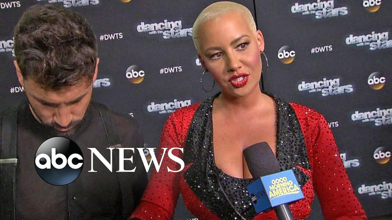 Download Dancing With the Stars | Amber Rose Voted Off