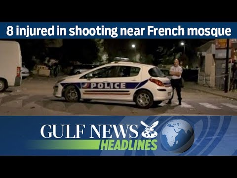 8 injured in shooting near French mosque - GN Headlines