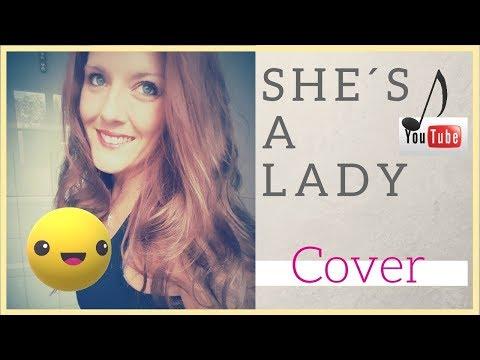 She´s a Lady - Tom Jones by Melanie Schrader