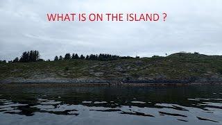 Secret German WW2 Island  ?