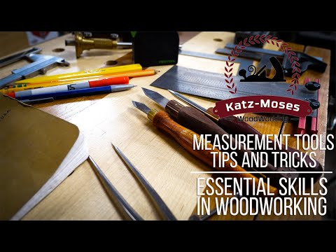 Important Woodworking Abilities – Measuring and Marking – Instruments, Suggestions and Methods