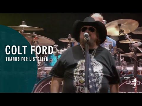 Colt Ford - Thanks For Listening (Crank It Up! Live At Wild Adventure)