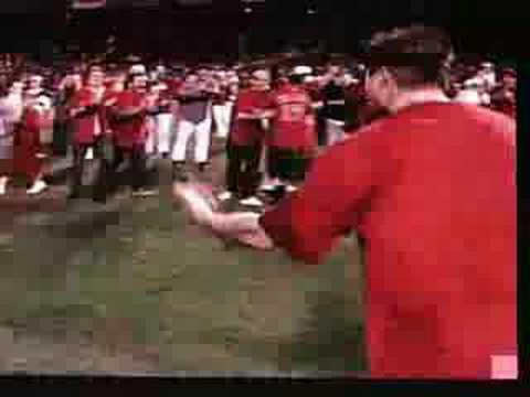 Papelbon Dance
