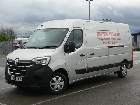 Renault Master Lm 35dCi 135PS Business+ - FV69OFY - Pentagon Outer Circle Road Lincoln