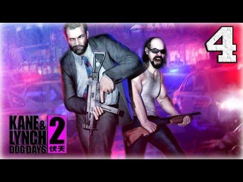 Смотреть прохождение игры [Coop] Kane & Lynch 2: Dog days. Серия 4 - Самый безумный полет.