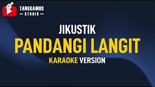 Download Jikustik - PANDANGI LANGIT MALAM INI (Karaoke)