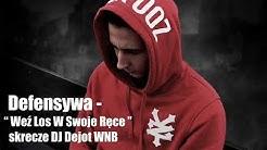 """Defensywa - """" Weź Los W Swoje Ręce """" skrecze DJ Dejot WNB 2003 rok"""