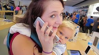 iPHONE 6 MADNESS! (9.19.14 - Day 602)