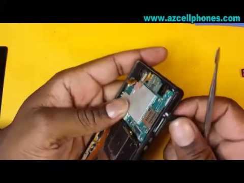 Sony Xperia Z1s Repair - Motherboard, Charging Port, Headphone Jack