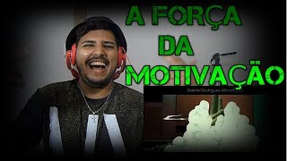 REACT | Rap do Rock Lee (Naruto) - A FORÇA DA MOTIVAÇÃO | NERD HITS - 7 Minutoz
