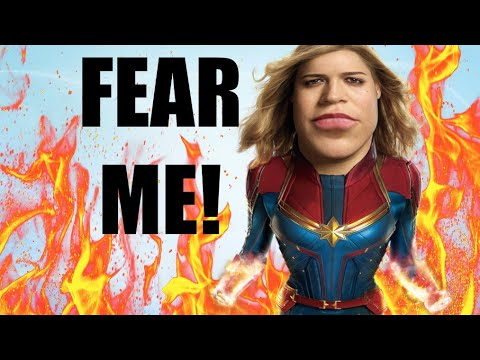 We Fear Captain Marvel - According To SJWs