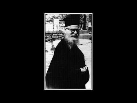 Видео Старец порфирий кавсокаливит
