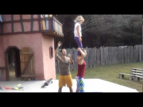 Parenting with Barely Balanced